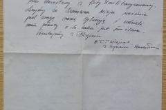 List polskiej rodziny z Grand Couronne